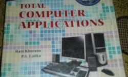 Total Computer Applications Book fixed price