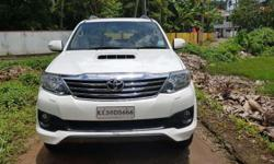 Fortuner 2WD Automatic TRD sportio. Single owner.