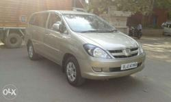2008 innova G4 1st Owners very good condition car