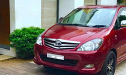 Innova V model original kerala vehicle showroom service