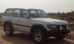 Toyota Landcruiser 4.2 Diesel Manual Exceptional