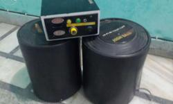 Tractor Audio system very good condition 1 month old 2