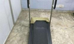 Tread mill (non-motorised)