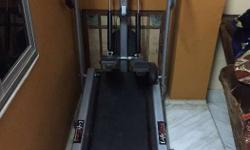 Treadmill in good working condition.