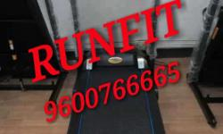 treadmill price on Tirupur fitness equipment RUNFIT,