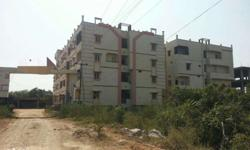Triple Bedroom flats for sale at Ameenpur area near