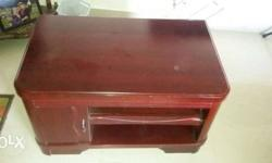 TV table size 35�21 inches in brand new excellent