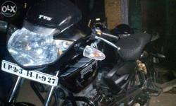 TVS APACHE RTR 180cc with new condition
