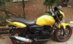 TVS Apache RTR 50100 Kms 2007 year