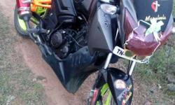 TVS Apache RTR 70000 Kms 2014 year
