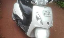 TVS Jupiter 18000 Kms 2014 year