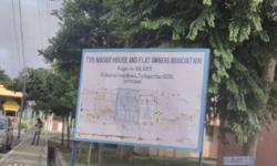 TVS Nagar House And Flat Owners Association Signage