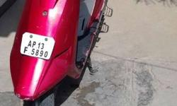 TVS Scooty 115000 Kms 2003 year