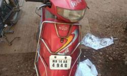 TVS Scooty 17200 Kms 2002 year