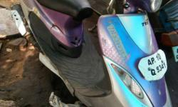 TVS Scooty 18000 Kms 2009 year