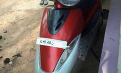 Good runnig condition new back tayer self start 2004