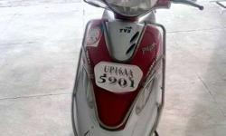 TVS Scooty 20000 Kms 2010 year