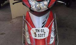 Tvs scooty streak second owner Recently serviced Good