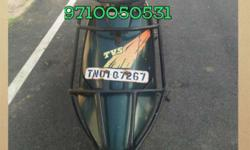 Tvs scooty es single owner good running condition good