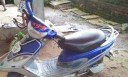 TVS Scooty 30000 Kms 2005 year