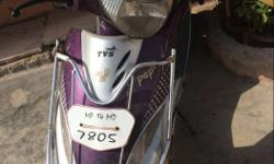 TVS Scooty 30000 Kms 2008 year