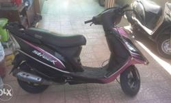 TVS Scooty 62415 Kms 2014 year