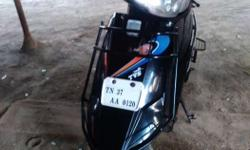 TVS Scooty 9500 Kms 2004 year