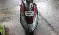 TVS Scooty 9500 Kms 2012 year