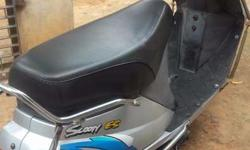 Scooty ES self start. 2001. Engine is original