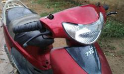 TVS Scooty 26000 Kms 2011 year