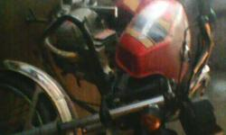 I am sell my bike and it was a good condition and it