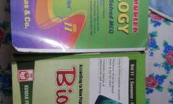 Two Biology Books
