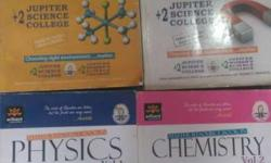 Two Chemistry And Two Physics Books