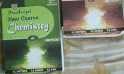Two Chemistry Book of class 12th (Pradeep)