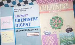 Two Chemistry Textbooks