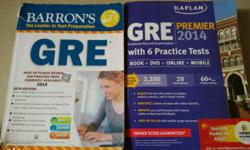 Two Kaplan And Barron's Books
