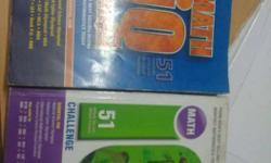 Two Math IO Books