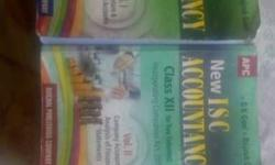 Two New ISC Accountancy Textbooks