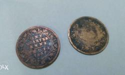 These are old coins ,,many coins and dollars are there