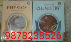Two Physics And Chemistry Books