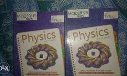 Two Physics Books