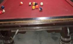 Pool table for sale in kotdwar (uttarakhand) contact