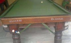Pool table in good condition