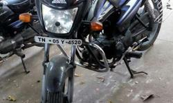 Two wheeler NXG good condition