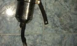 twpo exhaust for honda activa with bend pipe and db