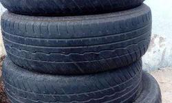 GOOD CONDITIONED, APOLLO TYRE 04 nos type is