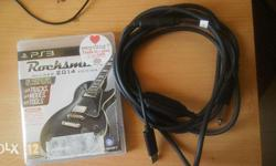 Includes a real tone cable which is rare and not