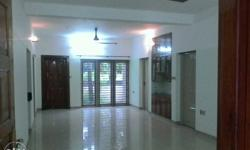 Ulloor 3bhk independent house 4 Rent.. 1.5 km from