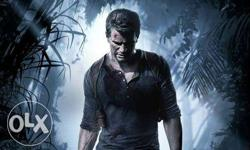Uncharted 4 Sony PS4 Game