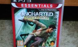 Used uncharted PS3 game but in brand new condition.
